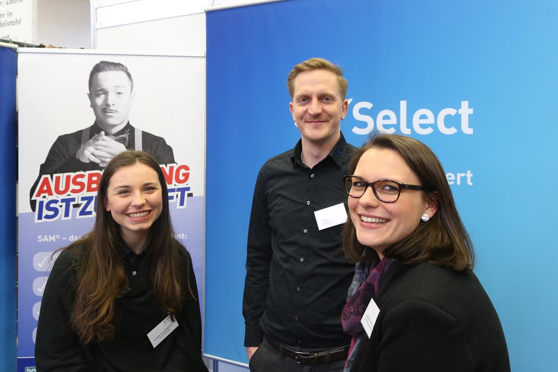 SELECT GmbH Regioschau 2018