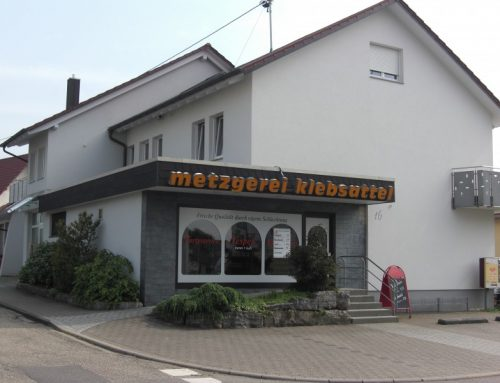Ausstellervorstellung: Metzgerei Klebsattel