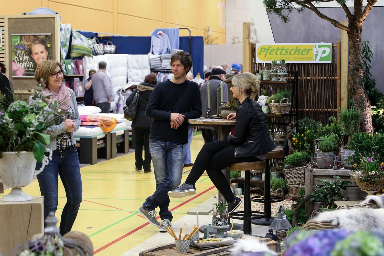 Gartenparadies Pfettscher Regioschau 2018