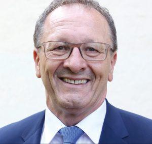Thomas Nowitzki, Bürgermeister Oberderdingen Schirmherr der Regioschau Kraichgau 2020
