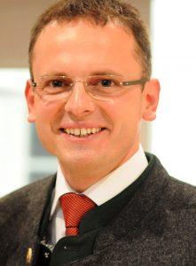 Armin Ebhart, Bürgermeister Kürnbach